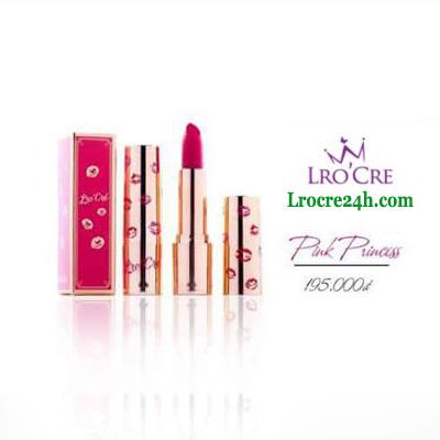 Son môi Lro'cre princess (màu hồng)
