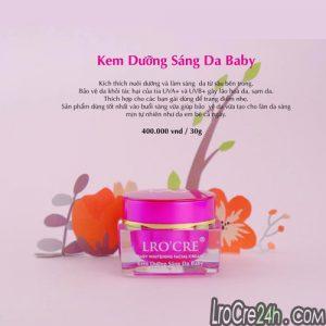 kem baby skin Lro'cre