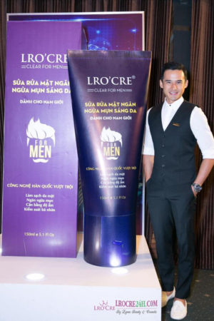 Sữa rửa mặt Lro'cre For Men 14