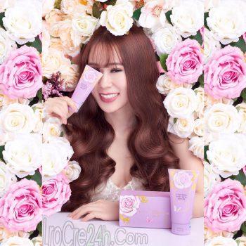 Tắm trắng ngàn hoa Lro'cre