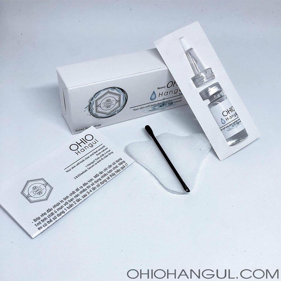 Ủ mụn OHIO - Hàn Quốc